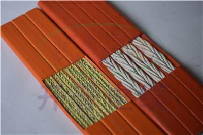 電鍍行車專用扁電纜