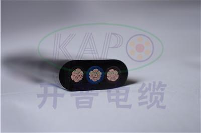 鏟運機專用扁電纜